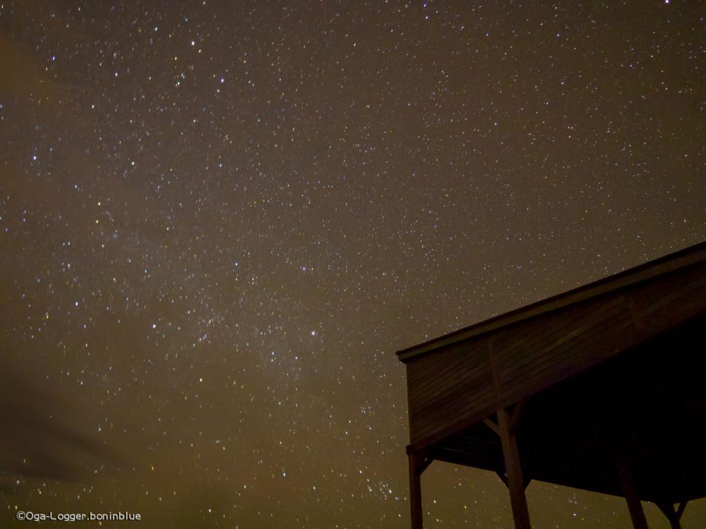ウェザーの星空