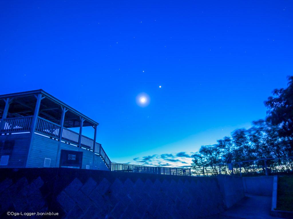 ウェザーの月夜