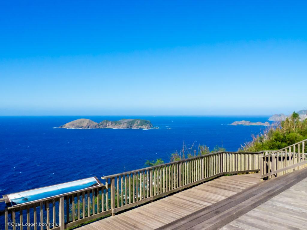 ウェザーからの眺め、西島