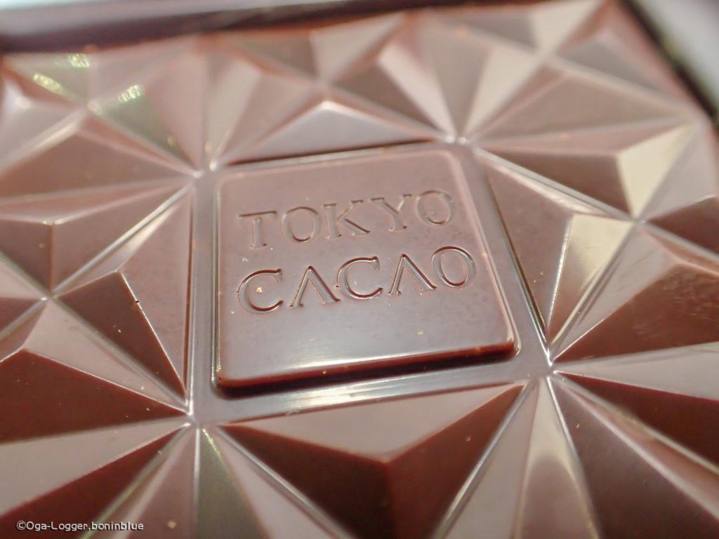 TOKYO CACAOの刻印