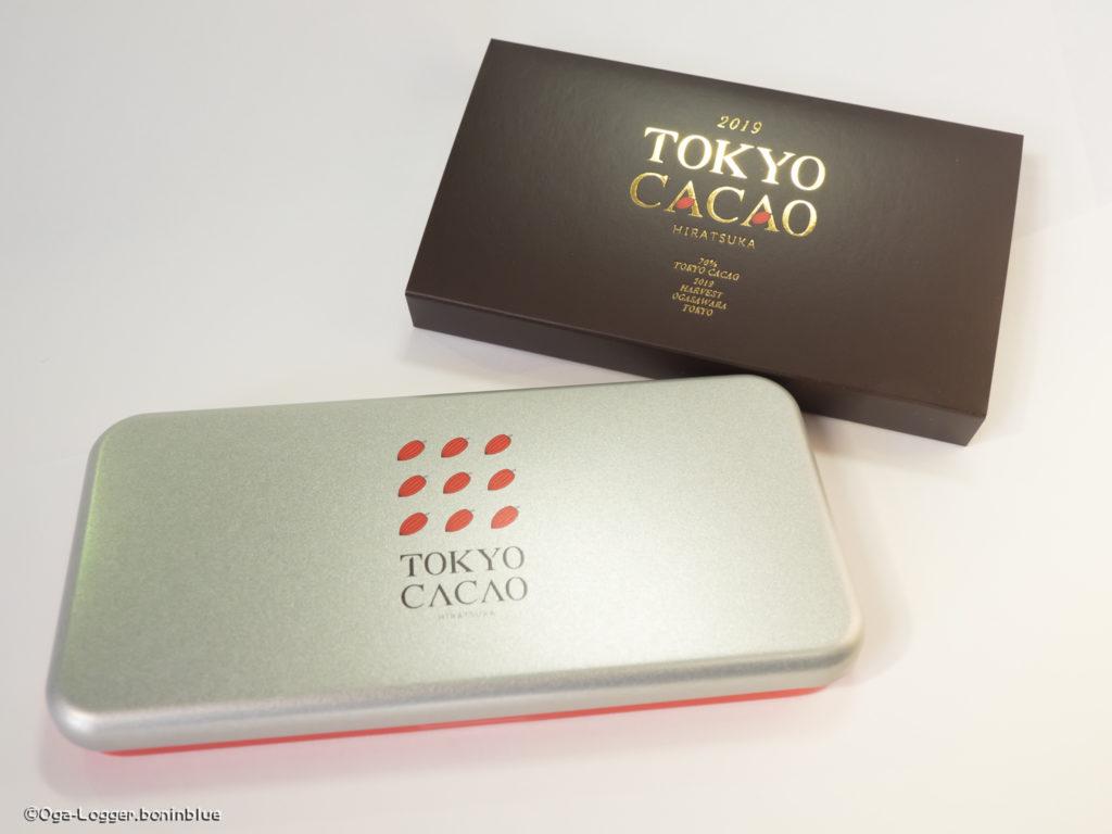 TOKYO CACAO二重パッケージ