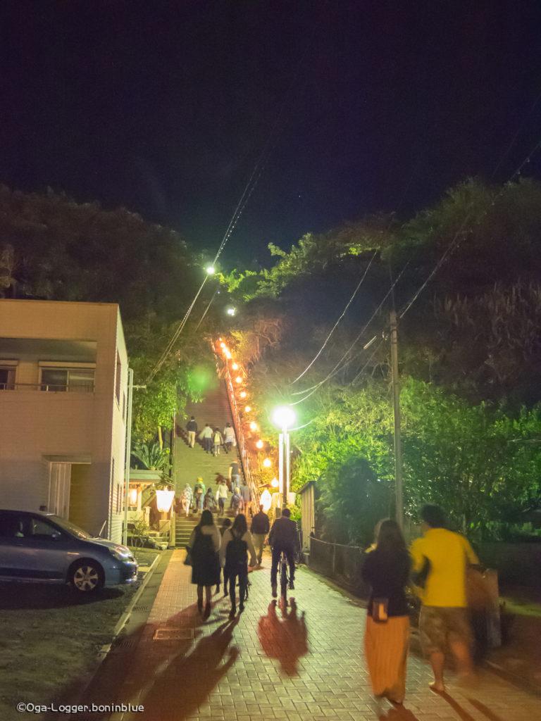 大神山神社へ